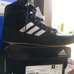 Adidas Youth Wrestling shoes